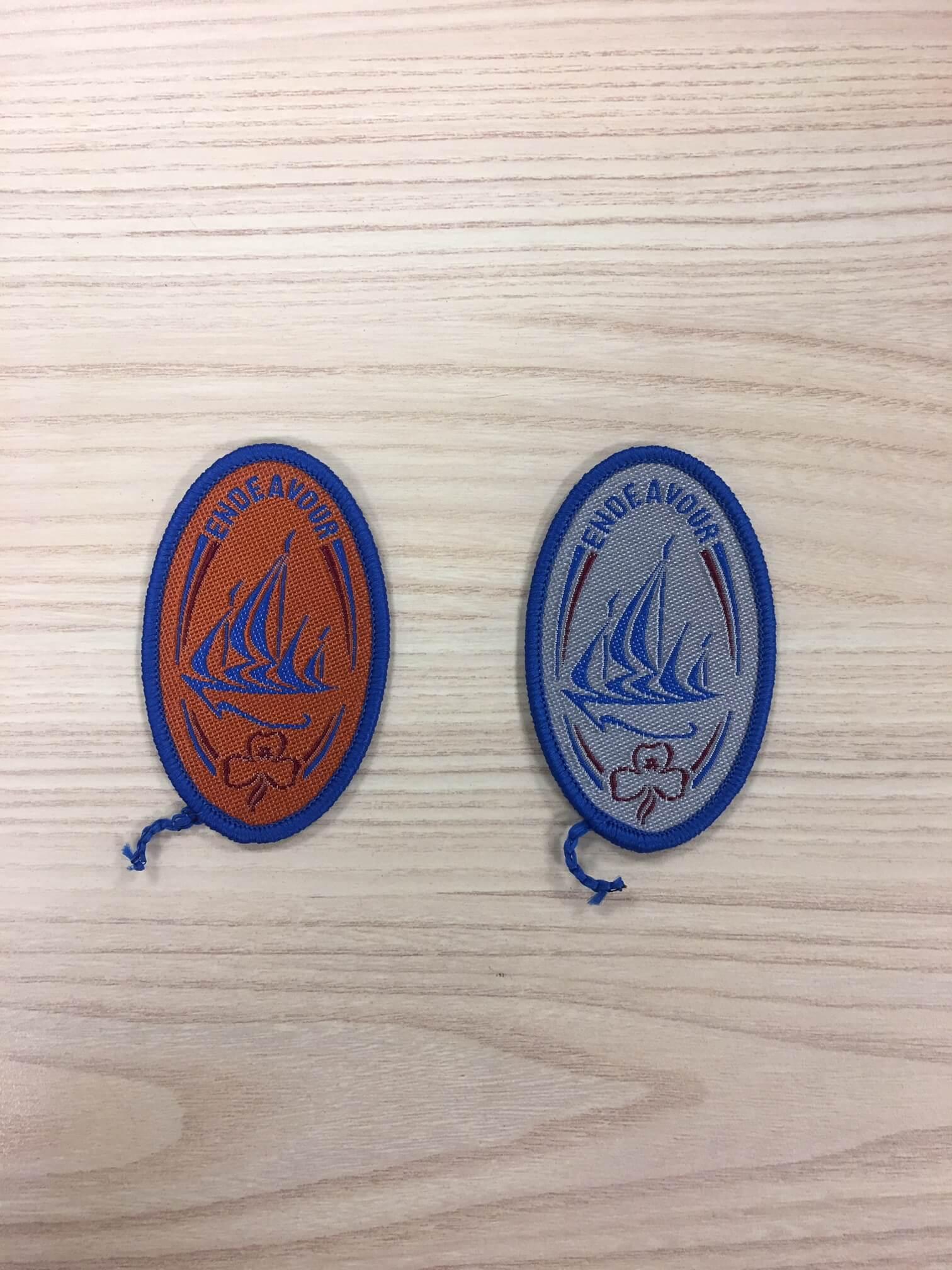Endeavour Badges