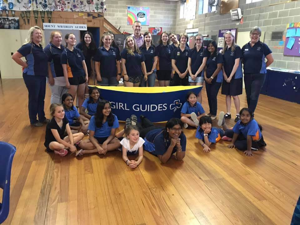 Join the Guide Cheer Squad at Birdman! | Guides Victoria